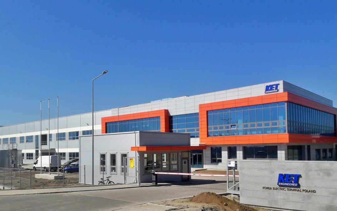 Korea Electric Terminal Poland